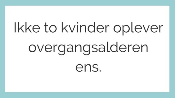 danske modne kvinder uregelmæssig menstruation ægløsning